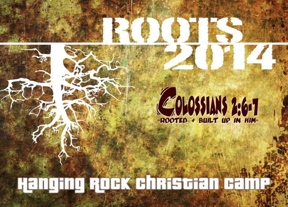 Hanging Rock Christian Assembly logo 2014