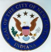 Seal of the City of New Castle, IN