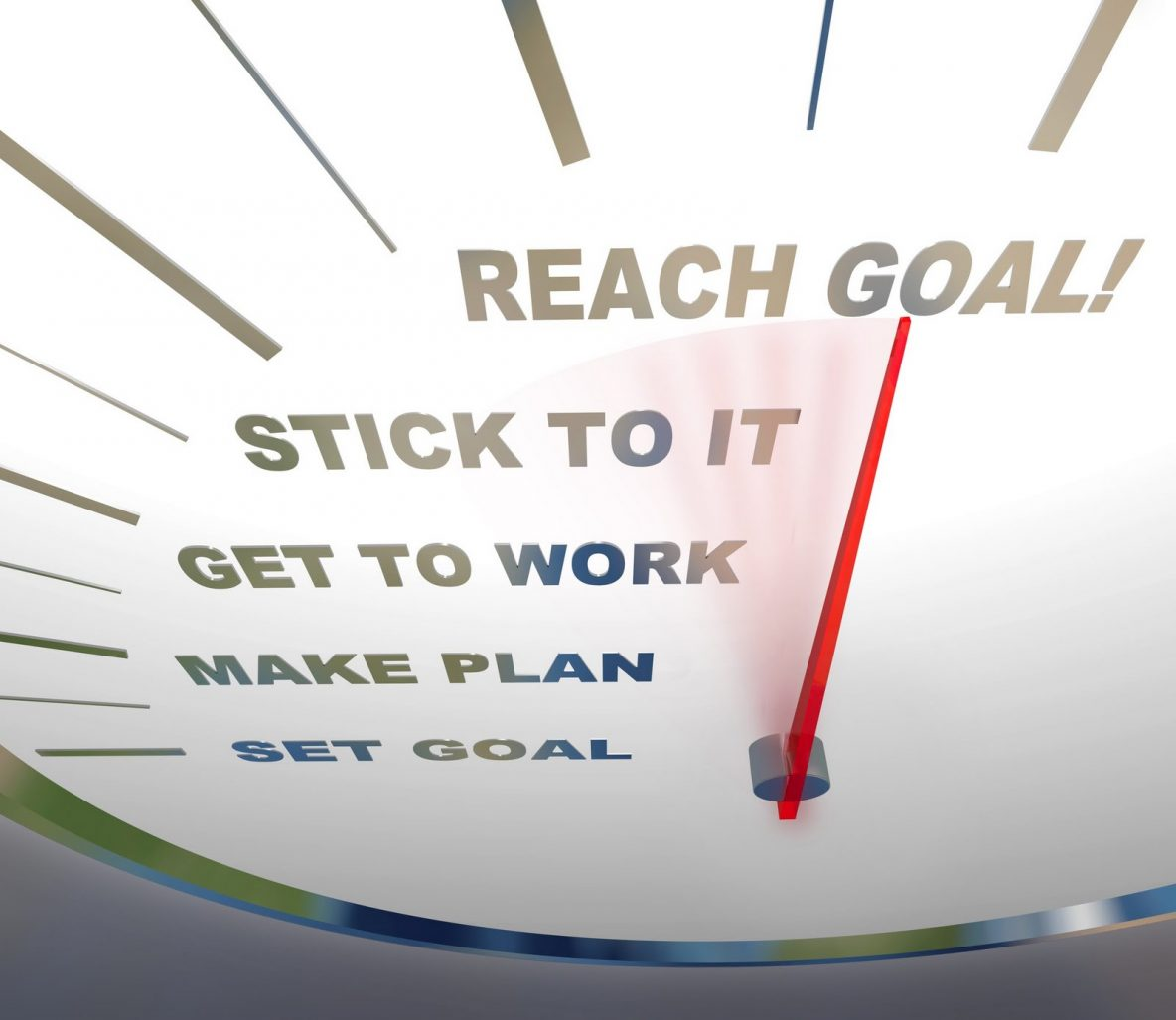 Steps to Goal Setting and Accomplishment
