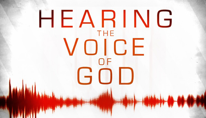 Gods Voice Your Choice