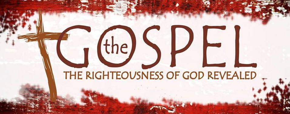 The gospel reveals the righteousness of God