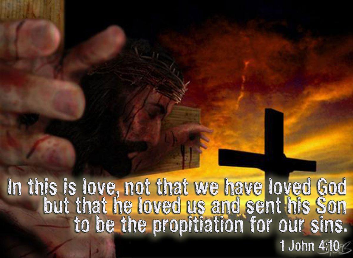 1 John 4:10