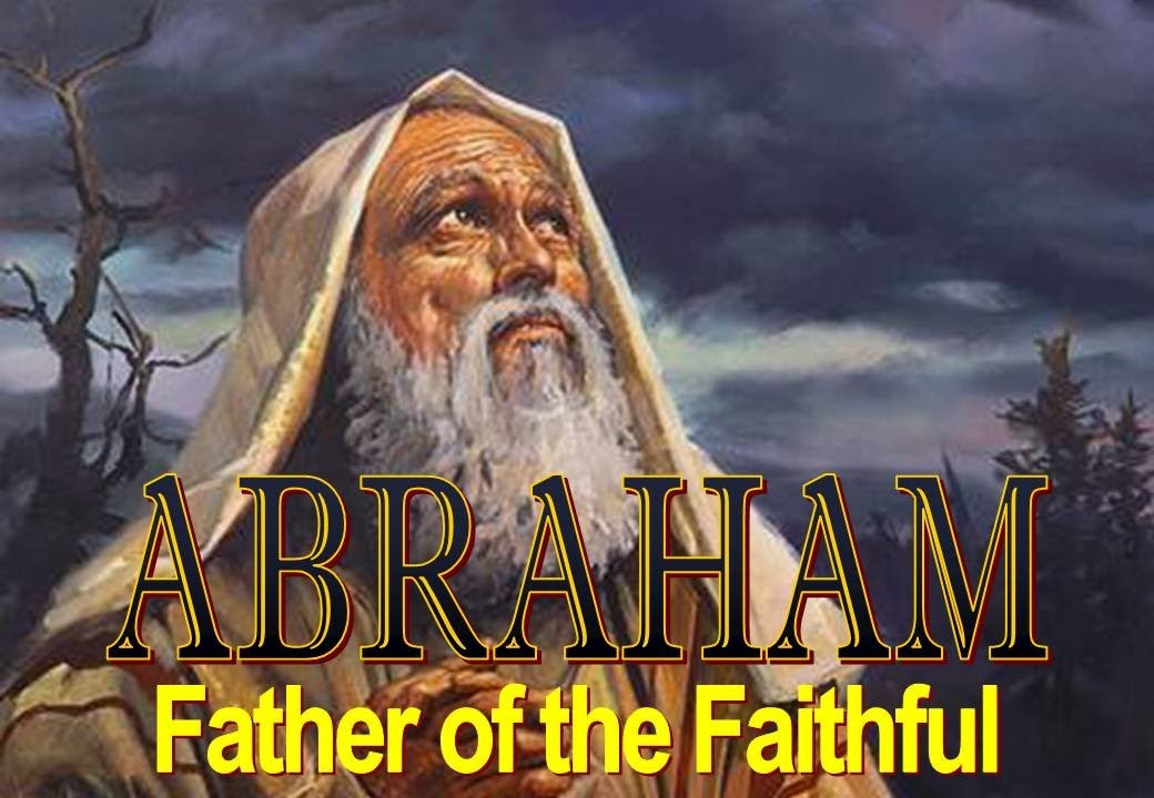 Abraham - father by faith not by law